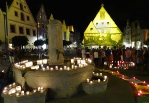 Nacht der 70000 Kerzen WEN, H. Dobmeier