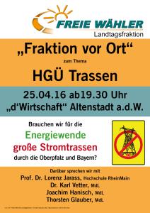 Jarras Freie Wähler April 2016 Altenstadt