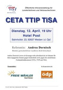 TTIP Weiden 12.04.2016 ÖDP FW